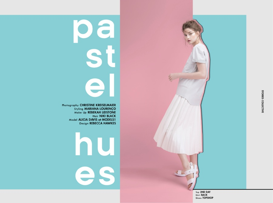 The Simplicity Issue / Pastel Hues