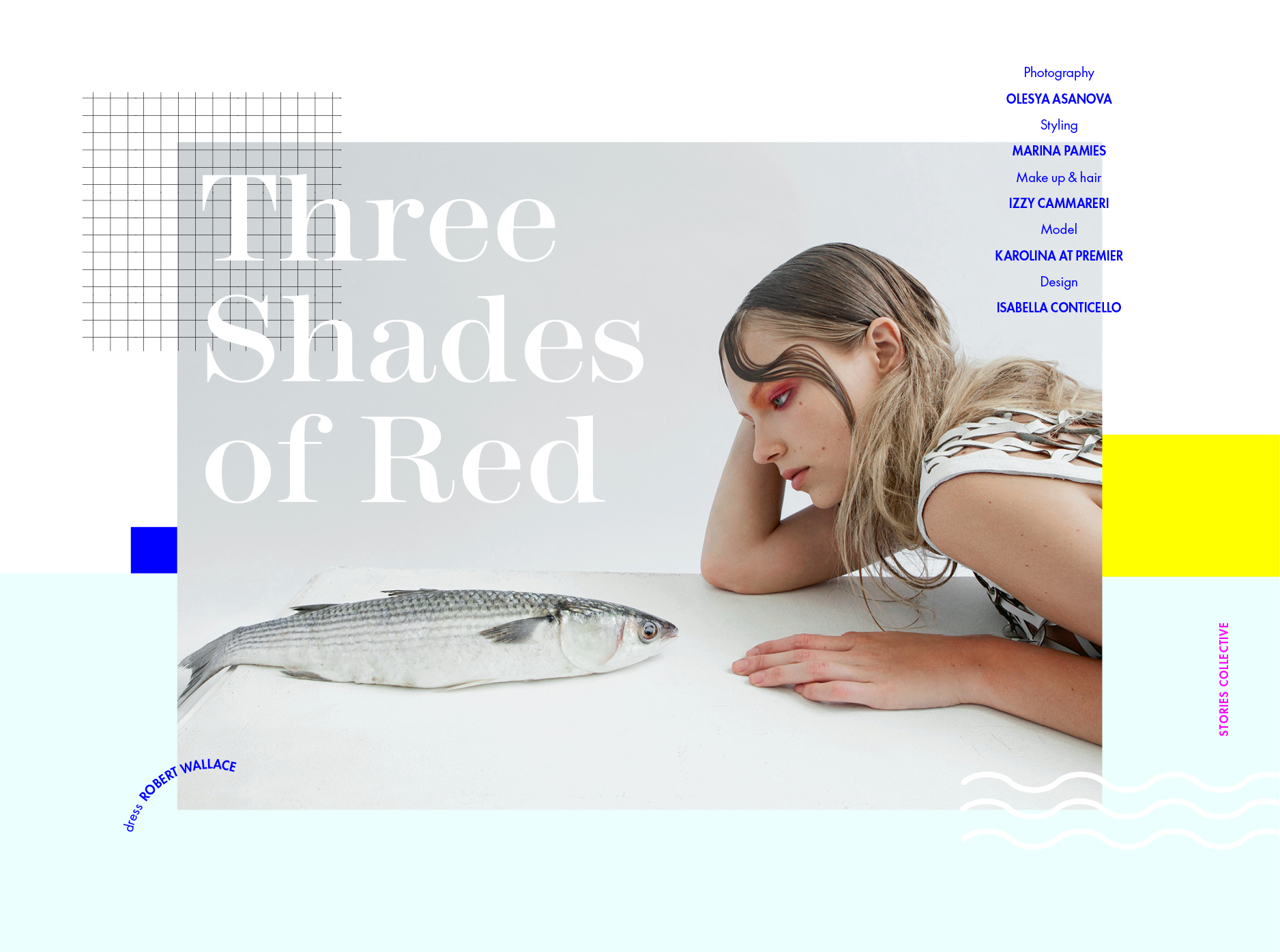 A Time of Change / Three Shades of Red