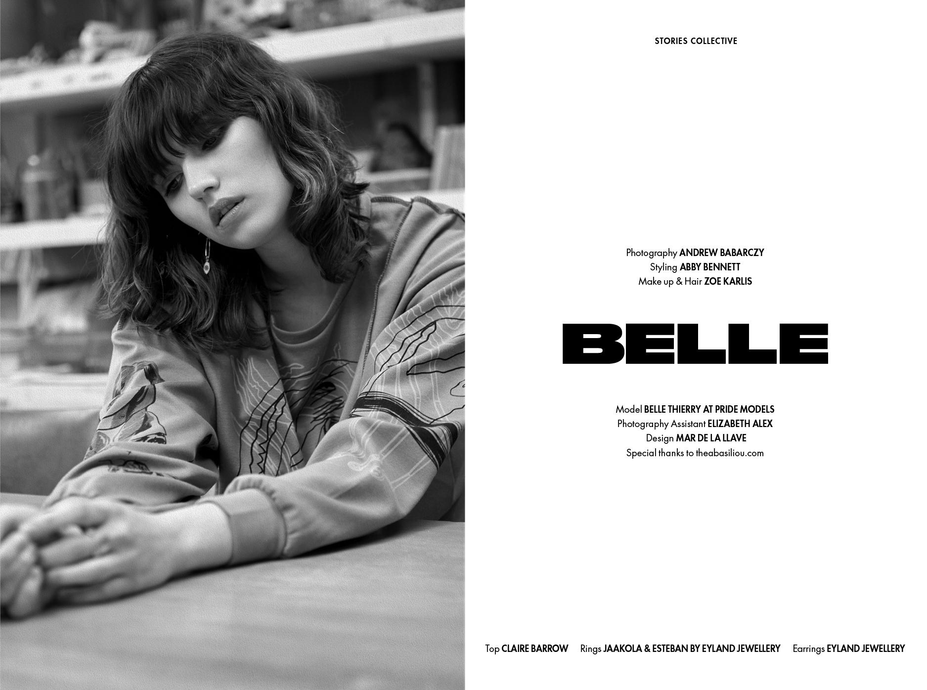 Digital Connections / Belle