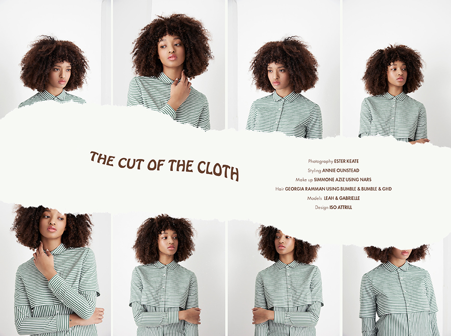The Here & Now Issue / The Cut of the Cloth