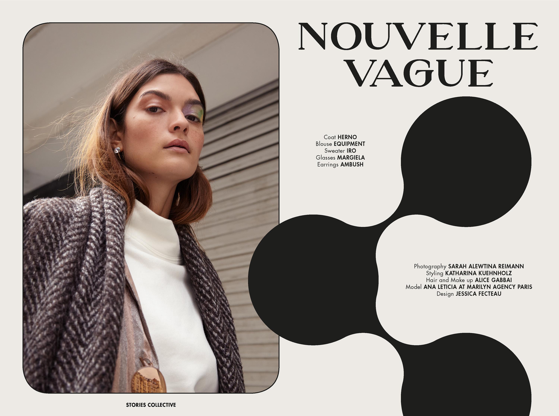 New Ways / Nouvelle Vague
