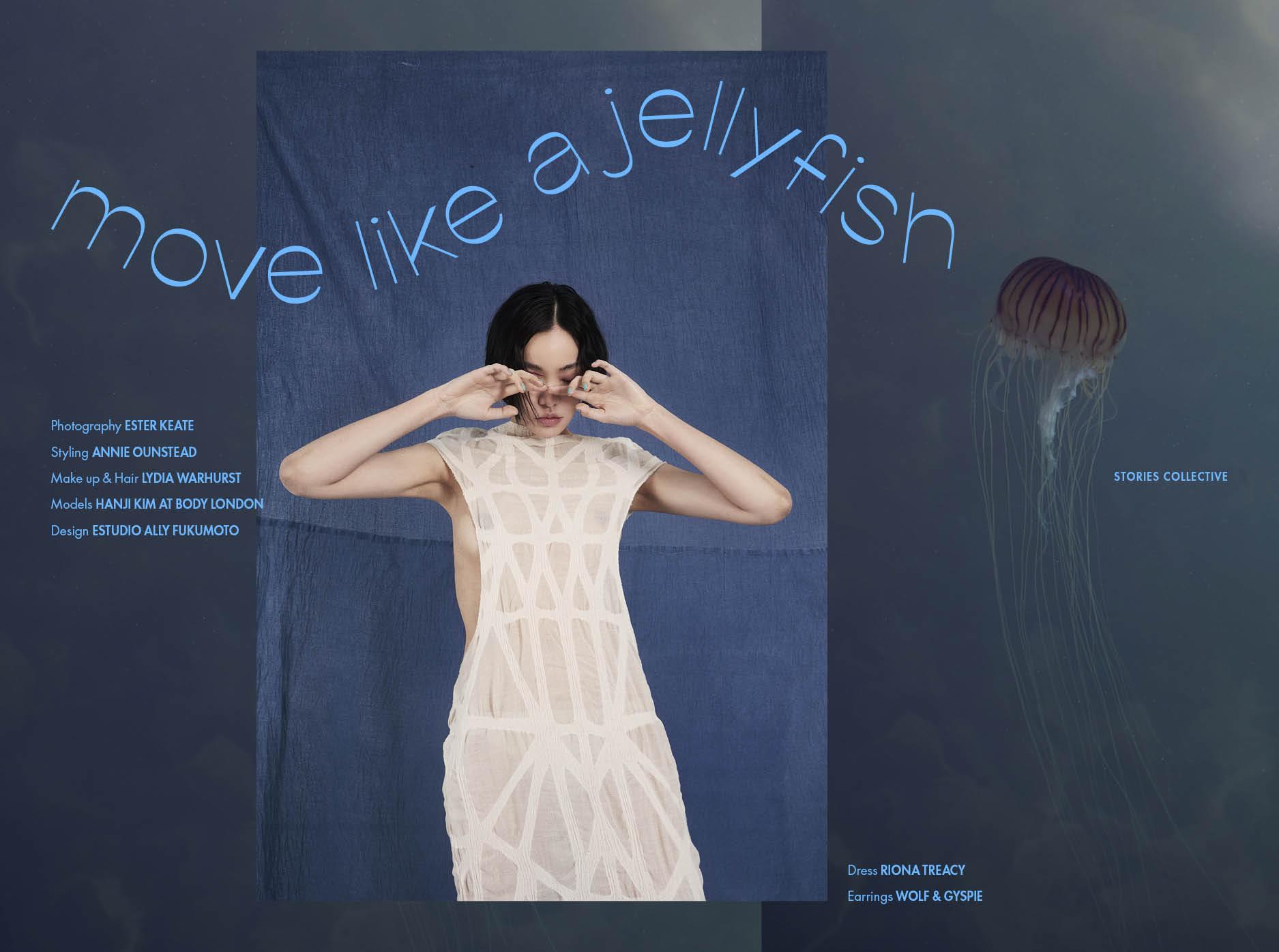 No-Mind State / Move Like a Jellyfish